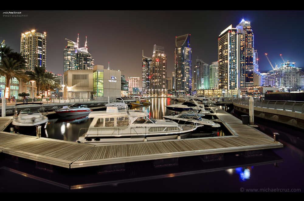Post thumbnail of Dubai Marina | Canon 7D