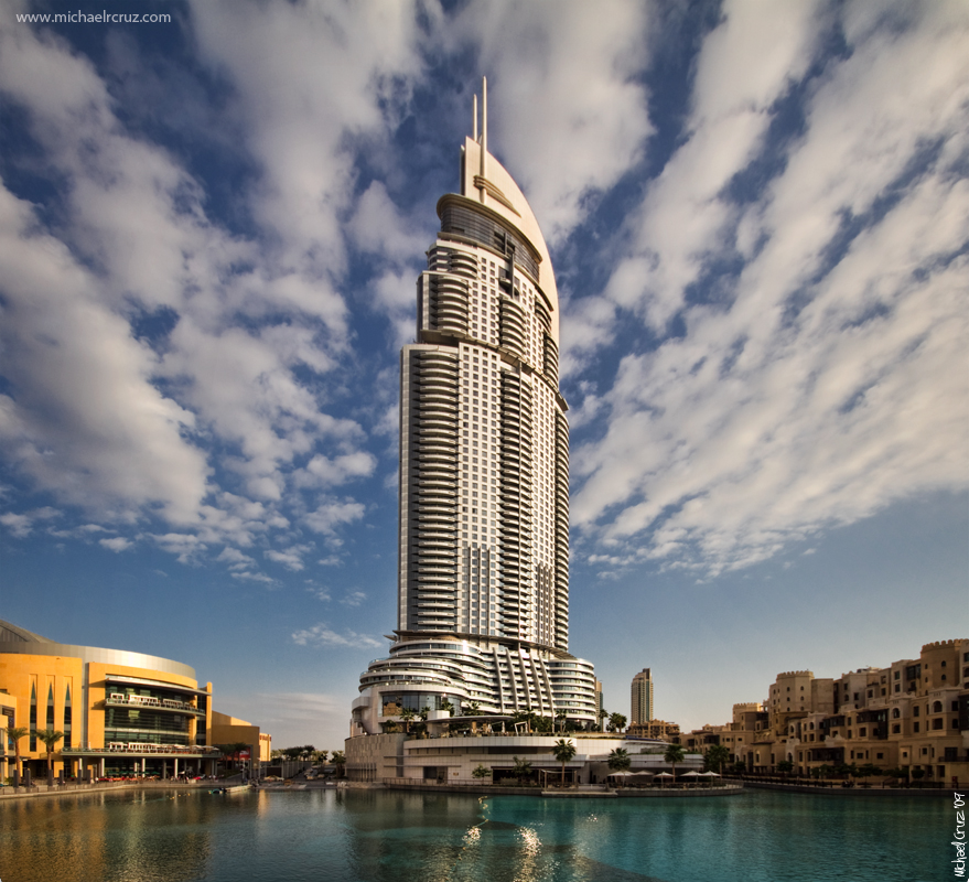 Post thumbnail of The Address Downtown Burj Dubai